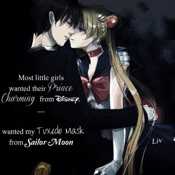 So so true. #sailormoon #love