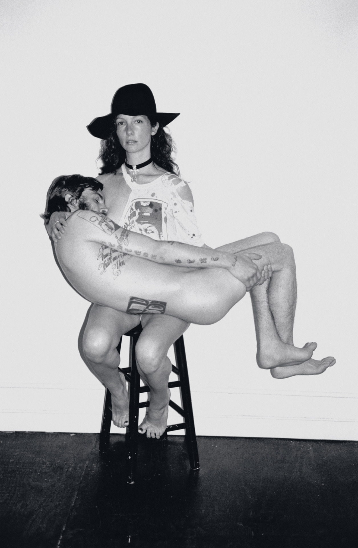 disturber-magazine:   Dash Snow and Jade by Terry Richardson Purple Magazine Issue 10
