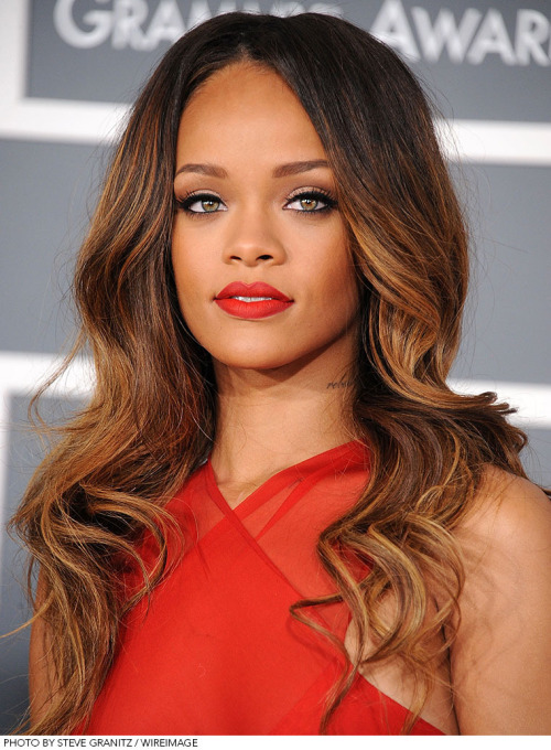 Who had the best beauty at the 2013 Grammys?