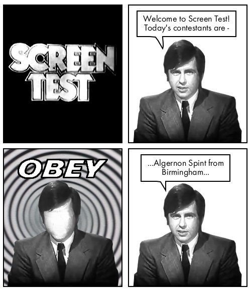 Welcome to Screen Test!