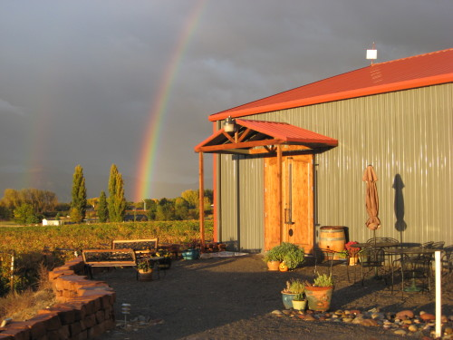 From hobby to wine in the sky: Whitewater Vineyards