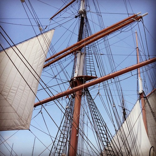 Star of India. #sandiego  (at The Embarcadero)