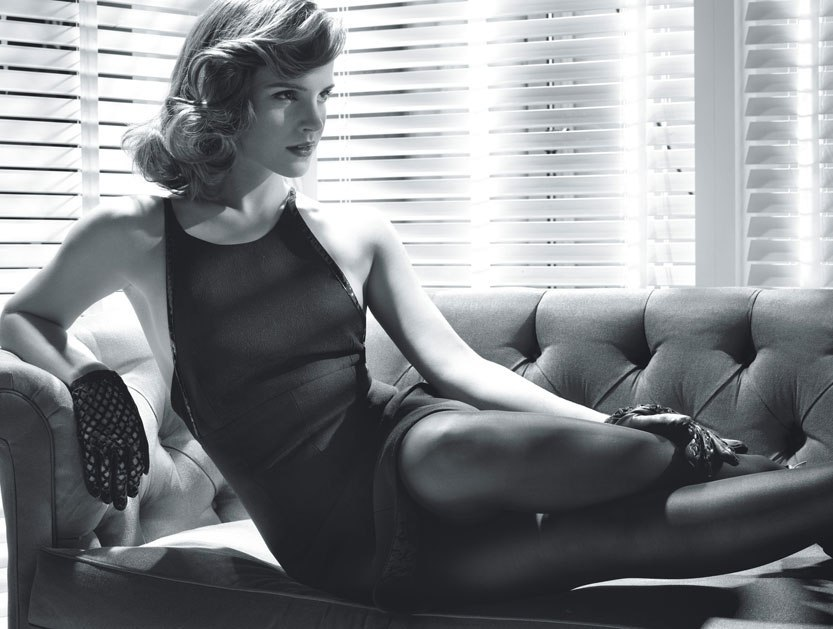 happierthanever:  Emma Watson for W magazine