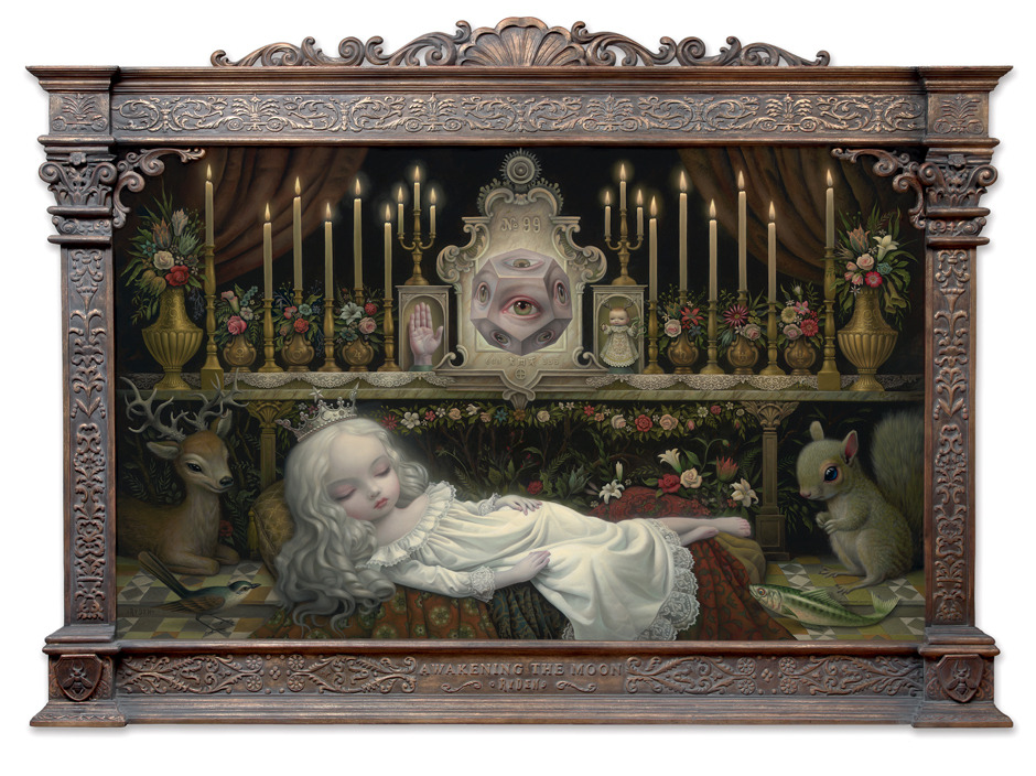 Awakening Moon by Mark Ryden