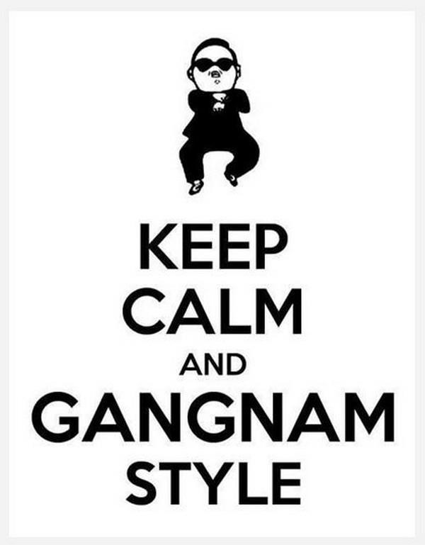 Gangnam Style is the shit :) BTW this is my first Tumblr Post :3