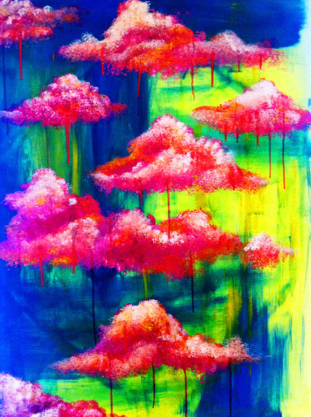 """Candy Clouds"" by Tyler Resty"