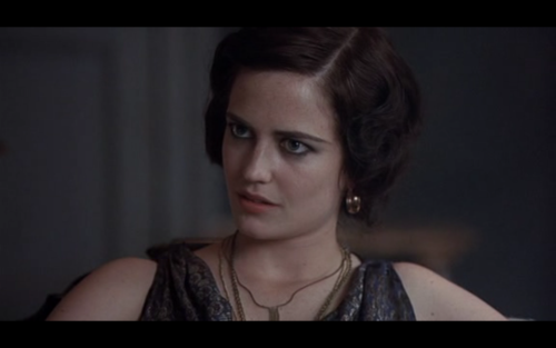 Eva Green in Cracks just the way she looks…