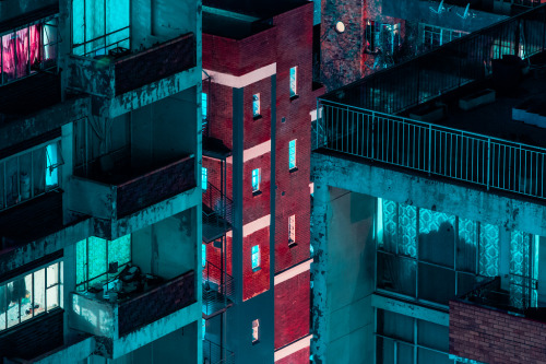 "timbllr: Johannesburg by elsa bleda Via Flickr: ""In murky..."