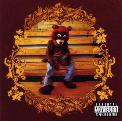 upnorthtrips:  BACK IN THE DAY |2/10/04| Kanye West released his debut album, The College Dropout, on Rocafella/Def Jam Records.