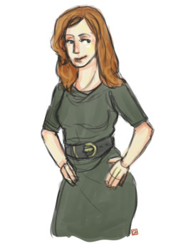 For starrynightsandsunflowers, who asked for Donna Paulsen from the tv show Suits. Hope you'd like it! And thank you!! :)