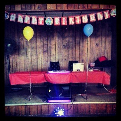 #DJn #JPTheDJ  #firstbirthday #happybirthday
