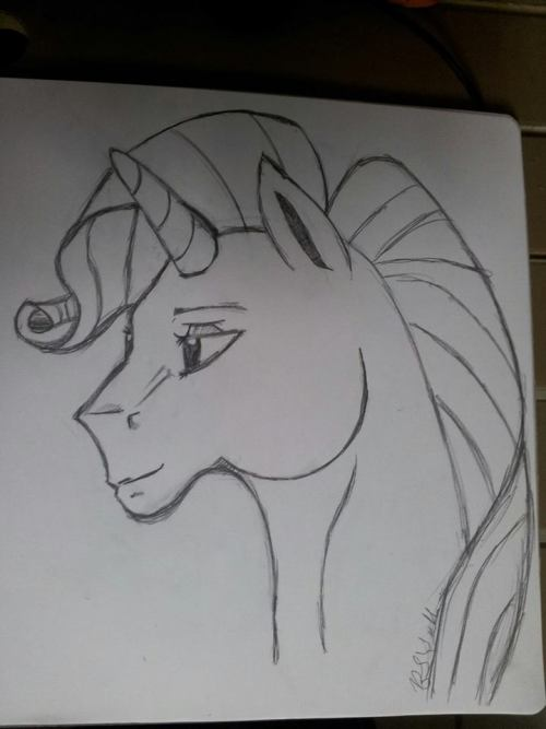 The worlds' Most beautiful unicorn, Rarity
