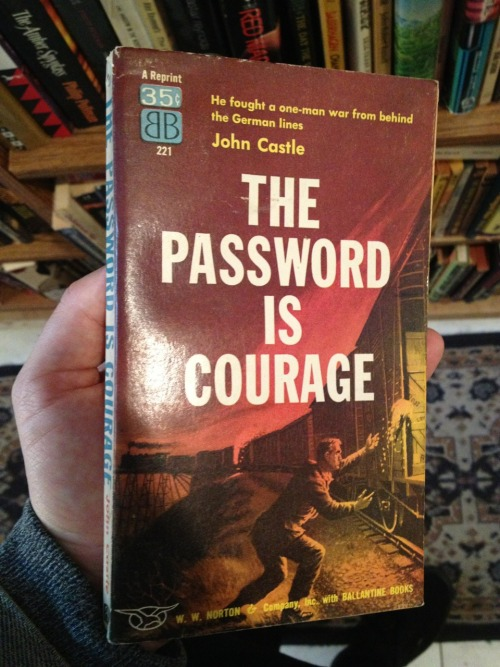 "More like the password is ""gutter punx""…"