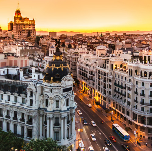 Madrid is definitely on our bucket list.