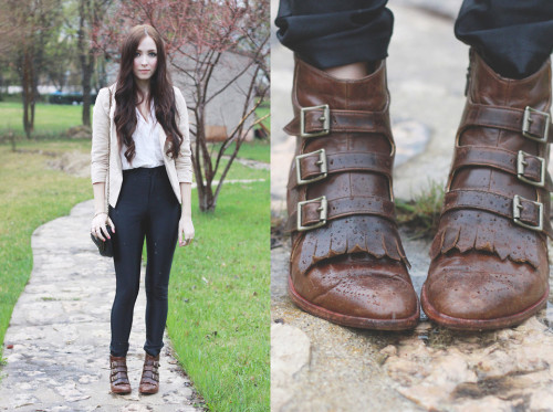 lookbookdotnu:  When you and I were forever wild (by Breanne S.)