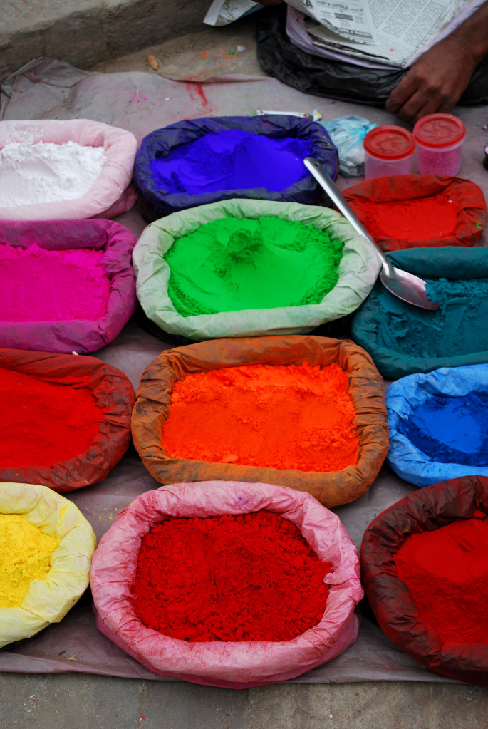 paint pigments for sale in Nepal.