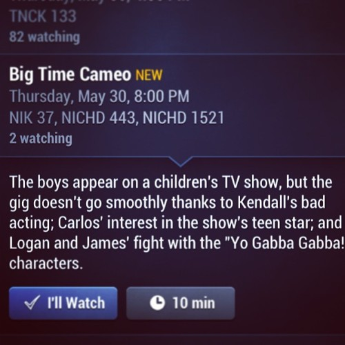 dedicatedtobtr:  Next week's episode should be interesting.