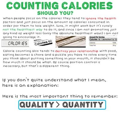 shapemytorso:  [page 1] Shapemytorso's advice on counting calories more pages here