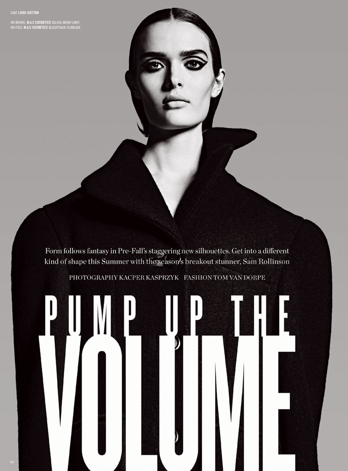 V Magazine Issue 83 Summer 2013 | Sam Rollinson by Kacper Kasprzyk