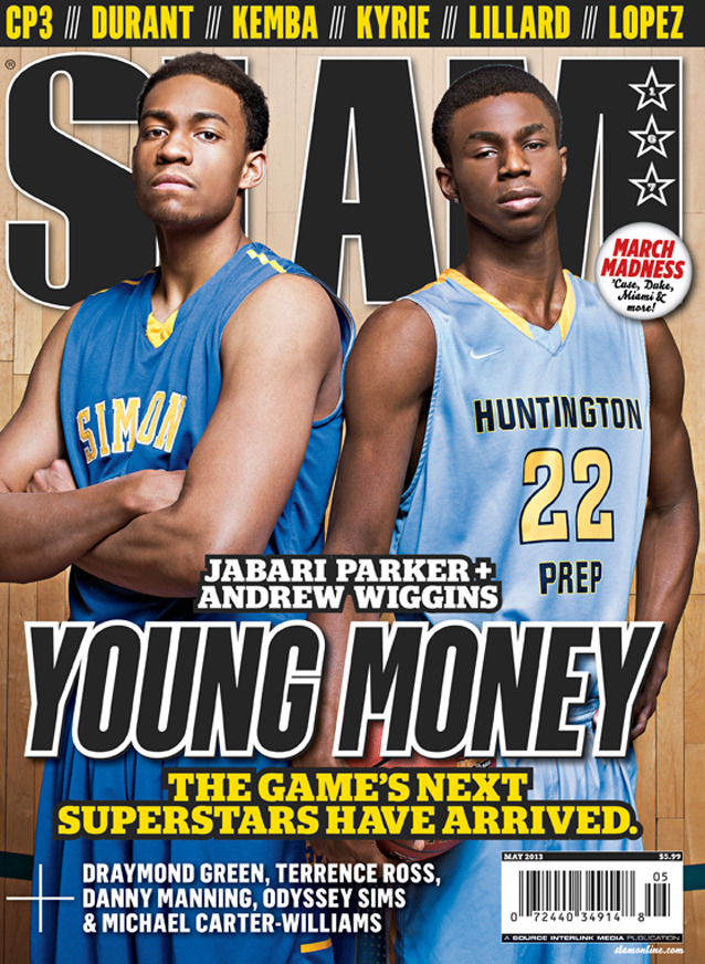 Andrew Wiggins & Jabari Parker are ready to take over the NBA.