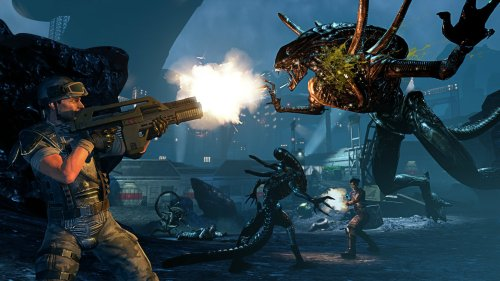 "Aliens: Colonial Marines Tester Sheds Light on the Game's Dark History Hardly a week since its release the internet has been swept up by the behind-the-scenes controversy encircling Gearbox Software's licensed abomination, Aliens: Colonial Marines. Following the anonymous allegation that Gearbox outsourced the majority of the title to different studios, namely TimeGate Studios (Section 8, F.E.A.R. Files), a recently yanked Reddit AMA with a ""confirmed"" Sega employed tester has been brought to light.  Obviously breaking their non-disclosure agreement in two, user ""soetester"" not only says Colonial Marines was handed over to TimeGate early on, but also claims Gearbox was using Sega's Aliens financing to secretly fund both Borderlands installments. More shocking, soetester says the title didn't degrade from the promising E3 2012 demo that sent fans' hopes skyward.  In fact, the tester alleges Sega never got their hands on anything like that demo, that the gameplay shown wasn't even running on Unreal 3 (like the final game), and lambasts the footage as ""100% false advertising."" While the AMA was removed — giving it an air of inadvertent legitimacy — you can still view a capture of the session here.  Below are some highlights: The game wasn't released under the pretense it was anything more than awful.  By the time Gearbox turned its attention on it ""the damage was done."" Sega only received it to test in the middle of last year.  Unwilling to delay it further (and lose more money), the game released as you see it today. soetester posits Sega may take legal action against Gearbox. The Wii U version may very well be ""the worst"" of them all.  Framerate issues, slow texture loading, and poorly conceived GamePad mini-games may keep the Wii U A:CM from seeing the light of day. Gearbox ""did much more of the game than [TimeGate]"" evidently.  soetester admits TimeGate's contribution left the game in a horrid state, though. Cutscenes better explaining some of the game's shittier plot choices were cut; interactive parts of the game including a proper, playable introduction to the marines and the Sephora were folded into cutscenes. In response to how much the tester enjoyed the game: ""I hate it."" In more hopeful news, the Sega tester also claims they've seen a build of Creative Assembly's Alien game which is intended for next-gen hardware.  The tester says their game's shaping up to be dark, atmospheric, and ""slow paced (in a good way).""  I think after this disaster, the gaming public would openly embrace more horror and less horrible. If you need another stern warning against Colonial Marines, check out my review."