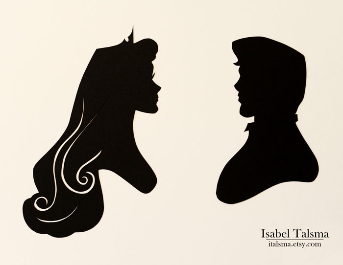 Disney Tangled Silhouette Tangled Disney Rapunzel The