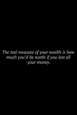 How much would you be worth?