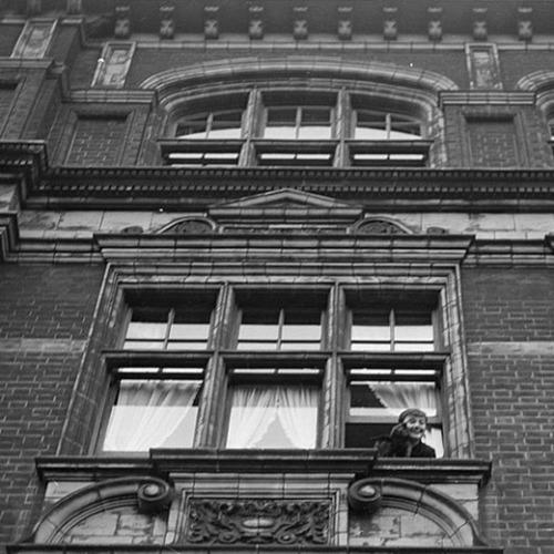 audrey hepburn walter carone london 1951 **