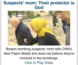 fighting4jahar:  jaharaintdoshit:  Video: http://www.cnn.com/video/data/2.0/video/bestoftv/2013/04/23/pkg-dagestan-mother-speaks-walsh-cnn.cnn.html This made me a little emotional I'm not gonna lie. She's just so hurt by all of this. No mother should have to deal with what she's having to deal with. It's just sad.  she is going through so much but she's so strong bless her.