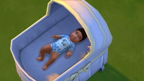 Lana Cc Finds Sims 4 Baby Love Baby Skins Set