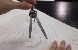 (via Easy-to-View Compass by Cheol Woong Seo & Jae Hee Park » Yanko Design)
