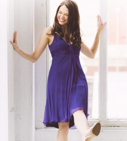 "The amazing Sutton Foster  ""I think my perception of myself is different from what other people think. I just see myself as someone trying to do the best work she can do and be a good person and move forward in life."" -Sutton Foster"