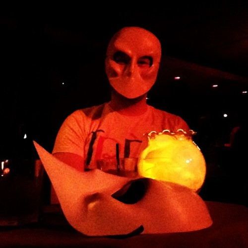 Sleep no more was incredible. Cc @dhendy @seandphoto @jcurlee  (at The McKittrick Hotel/Sleep No More)