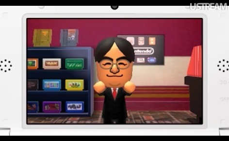 "Nintendo livestreamed a Japanese presentation this morning dedicated to third-party 3DS releases, and while we didn't receive any new game announcements, we did get to see a Tomodachi Collection version of company boss Satoru Iwata doing the illuminati/""Direct"" gesture.  Other small news items from this morning's Nintendo Direct:  The Legend of Zelda: Oracle of Ages and Oracle of Seasons (Game Boy Color) coming to Japanese 3DS Virtual Console on 2/27Tomodachi Collection: New Life hits Japan on April 18Youkai Watch looks pretty neatWe got to hear Iwata say ""Kamehameha"" while showing Dragon Ball Heroes: Ultimate MissionGuild02 will be released as three separate downloadable games on eShop instead of as a retail cartMonster Hunter 3 Ultimate for 3DS can play online through Wii Us that have a wired connection to the Internet via the LAN adapter (and a free downloadable Wii U app)So, we didn't get any megatons, but at least the 3DS is already at a point where it has a very strong slate of upcoming games, so it's not in a PS Vita-like situation after Monday's lackluster Vita Heaven event. PREORDER Monster Hunter 3 Ultimate for 3DS/Wii U (save $20 when you buy both)"