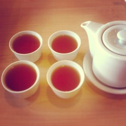 Chinese Tea #brunch #dimsum #chinese #traditional