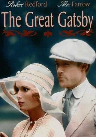 "I'm watching The Great Gatsby    ""First time seeing this version, with Robert Redford and Mia Farrow.""                      Check-in to               The Great Gatsby on GetGlue.com"