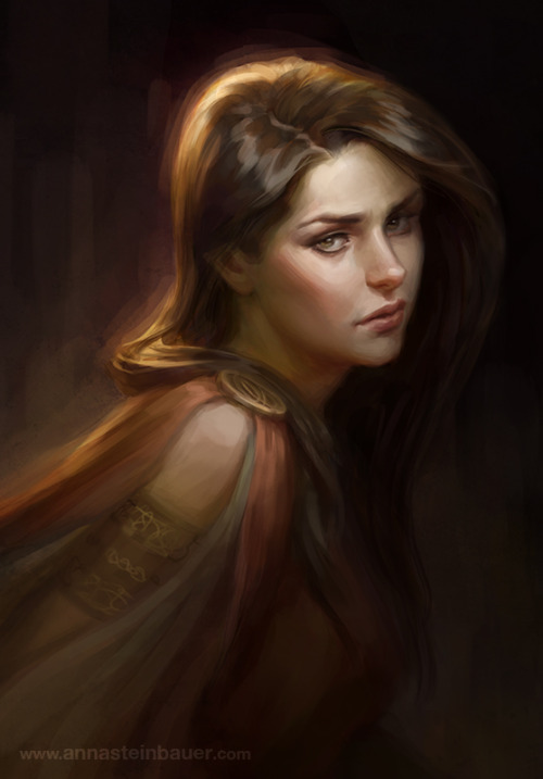 viccolatte:  charliebowater:  I've got a massive art-boner for all of depingo's artwork.   I second that! Anna, you rock girl!