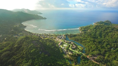 The sublime Kempinski Seychelles Resort, Mahé Island