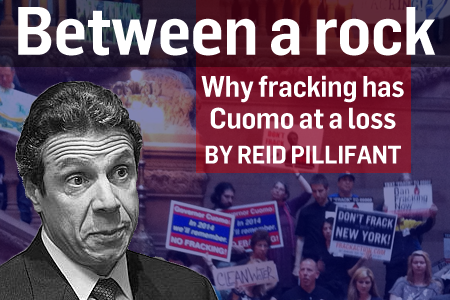 On fracking, there is no Cuomoesque middle ground.