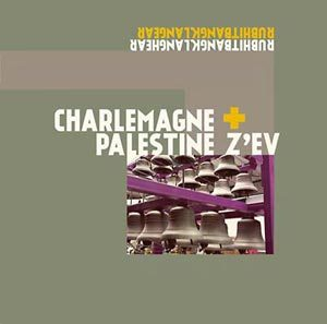 "Charlemagne Palestine & Z'evRubhitbangklanghearSub Rosa Despite meeting each other in the 1980s and becoming friends, this is the first recorded collaboration between Charlemagne Palestine and Z'ev.  Both musicians are well-versed in avant-garde lineage and Palestine in particular has crafted some inimitable and highly esteemed recordings.  Here, on ""Rubhitbangklanghear,"" he doesn't quite use his strumming technique that I still think is an undeniable high watermark in modern composition, but it's not far off.  Palestine spends his time with the metallic peals of a carillon that ring out true and wide across the stereo field while Z'ev occupies the lower registers with thudding bass drums, reverbed oscillations, and messy screes of acoustic sound.  While the double CD version splits its time between solo and collaborative versions, all but seven minutes of the LP focus on the duo's mix of sounds, which contain the best moments of ""Rubhitbangklanghear.""  – Ryan Potts, Experimedia"