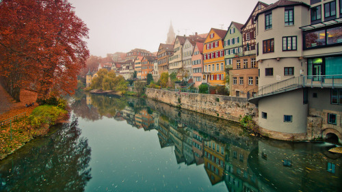 westeastsouthnorth:  Tubingen, Germany