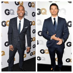 Clean👌 #mehcad #kellan #GQ #fresh #suit #tie #gownmanshit