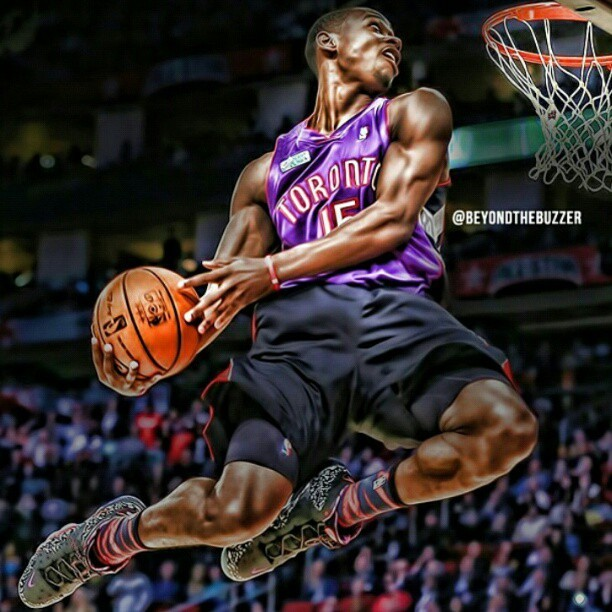 #NBA #dunkcontest #awesome #slam #basketball
