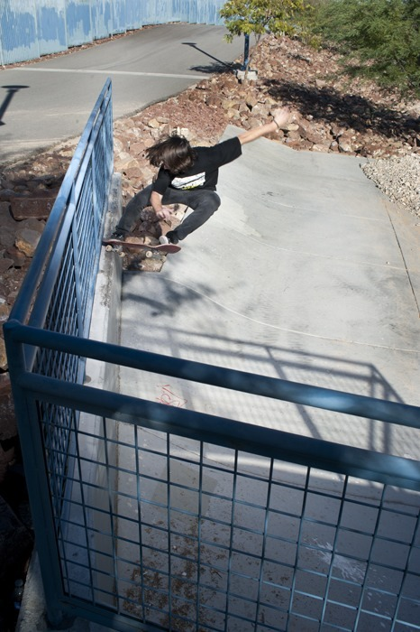 andrew tinky tomich - switch fs wallride switch fs crooks