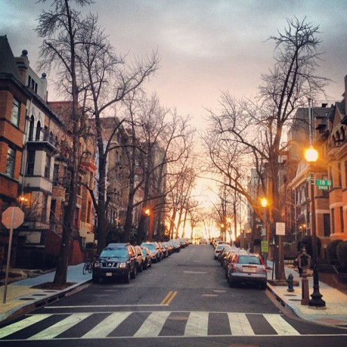 Washington, D.C. not too shabby. #dc #washingtondc (at Adams Morgan)