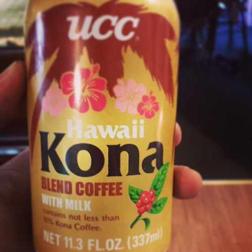 #coffee #hawaii #imisshawaii #tasty