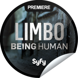 I just unlocked the Being Human Season 3 Premiere sticker on GetGlue                      2970 others have also unlocked the Being Human Season 3 Premiere sticker on GetGlue.com                  It's the dawn of a new day and wherever you go, whether Vampire, Werewolf or especially Ghost, it feels like Limbo. It's not easy being Human when you're caught in between worlds. Share this one proudly. It's from our friends at Syfy.