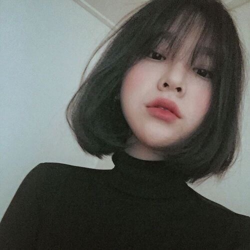 Korean Short Hair Tumblr - Korean hairstyle on tumblr