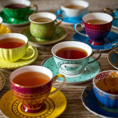ohfancy-that:  Gorgeous teacups. (via .@t2tea | It's Cup Day! | Webstagram - the best Instagram viewer)