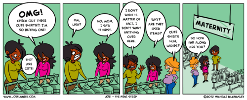 Webcomics Wednesday: #BlackHistoryMonth Edition JOE! by Michelle Billingsley  JOE! is a sarcastic and mischievous 10-year-old, known among his loved ones for being the lil' brat in their lives. Whether he's with family, friends, or at school, Joe frequently finds his way into trouble. He usually has a smart-aleck response to get him back out of it, but that doesn't always work. This kid is definitely the poster child of punishment. This comic provides an amusing look at the world through the eyes of one of its future citizens. Each strip is combined with imaginatively-exploited everyday storylines, which makes for a memorable read. Joe along with his family and friends, welcomes you to his world, in the hope of inspiring yours.